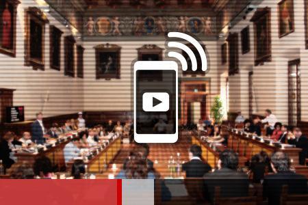 Streaming video Consiglio Comunale